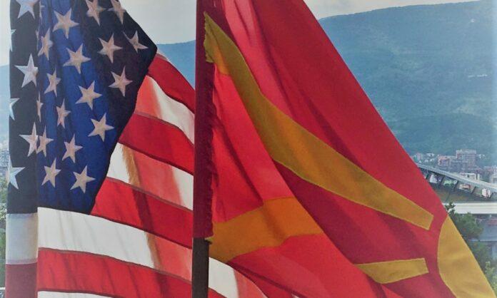 Македония, САЩ, НАТО