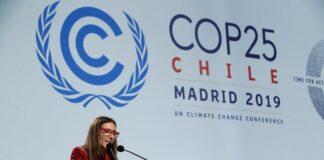 Мадрид, климат, среща
