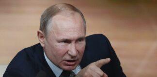 Путин, пресконференция