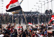 Ирак, протести