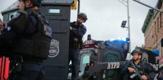 Ню Джърси, стрелба