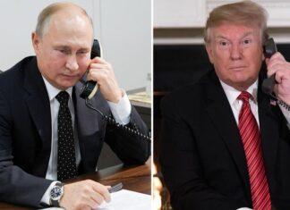 Тръмп, Путин