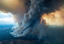Австралия, пожари