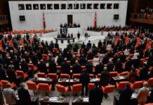 турски парламент