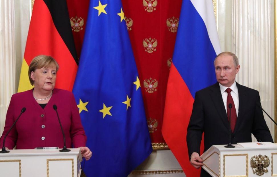 """Путин: Русия може и сама да построи """"Северен поток 2"""""""