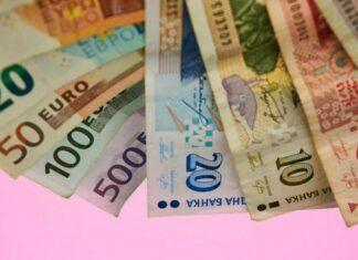 евро, лев