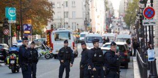 френски полицаи
