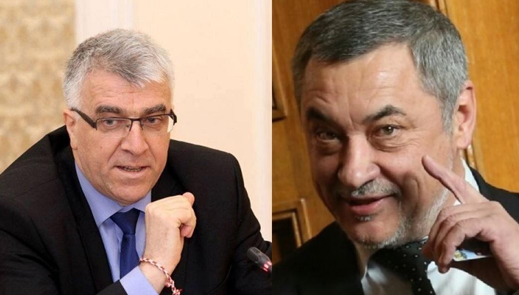 Румен Гечев, Валери Симеонов