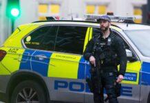 Лондон, нападение, тероризъм, полиция