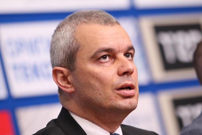 Костадин Костадинов