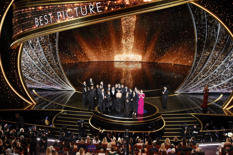 Оскар, церемония