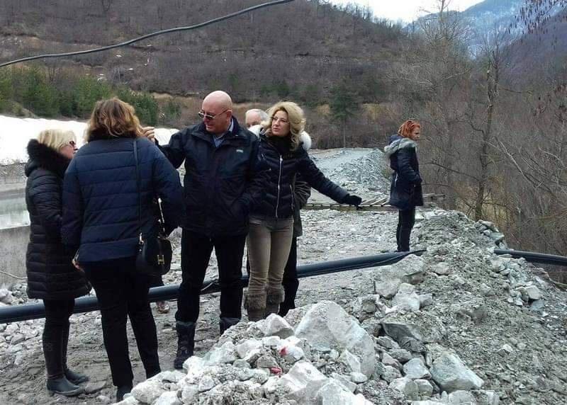 река, Емил Димитров, замърсяване
