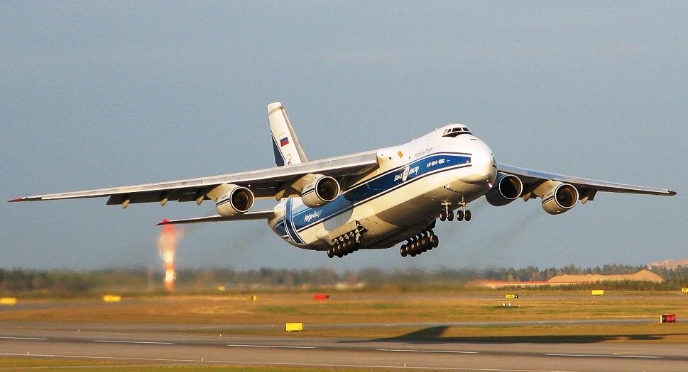Руски самолет Ан-124