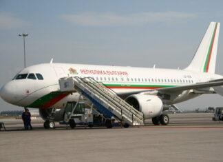правителствен самолет