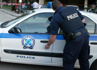полиция, Гърция,