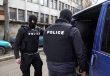 полиция, акция