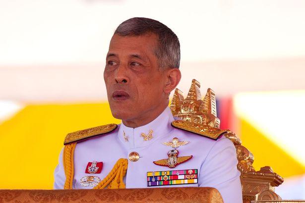 кралят на Тайланд