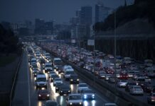 Истанбул, трафик