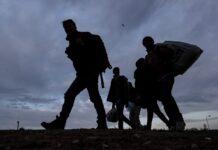 Мигранти, бежанци, Гърция, граница