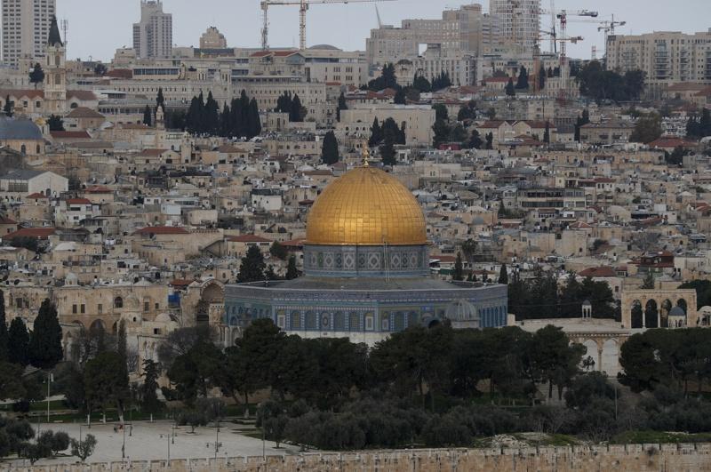 Израел, Божи гроб, коронавирус
