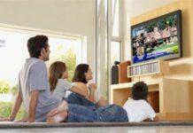 семейство, телевизия