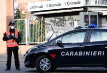 полиция, Италия, храна