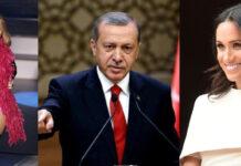 Мадона, Ердоган, Меган