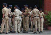 полиция, Индия