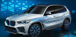 водородно BMW