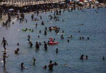 Гърция, море, почивка, карантина