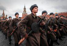 Москва, 9 май, парад