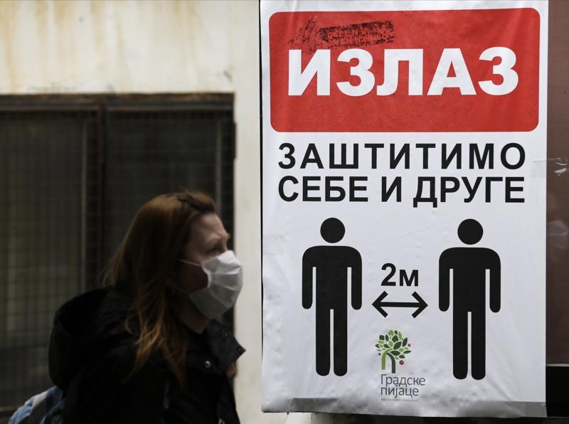Сърбия, коронавирус