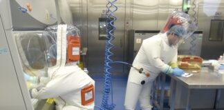 Ухан, коронавирус, лаборатория