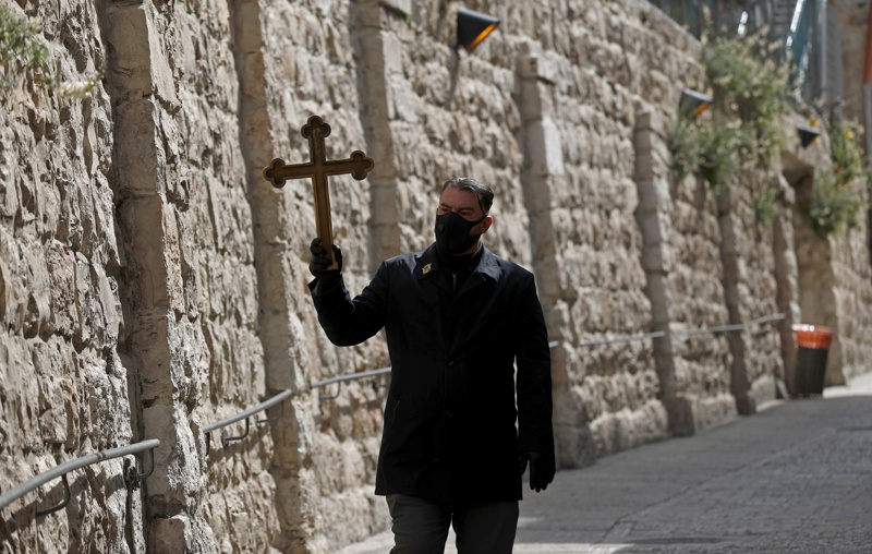 Йерусалим, огън
