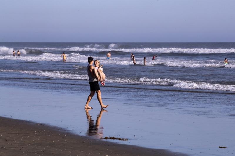 Калифорния, плажове