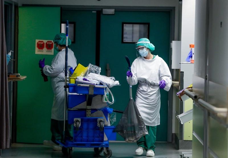 коронавирус, мерки
