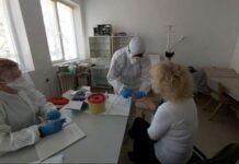 тестове коронавирус