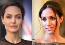 Меган Маркъл, Анджелина Джоли