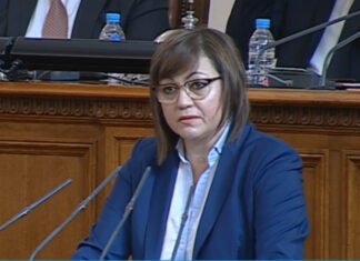 Корнелия Нинова, опозицията