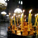 свещи, църква, Ал. Невски, Разпети петък