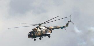 Ми 8, руски военен хеликоптер