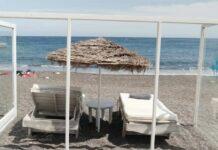Санторини, лято 2020