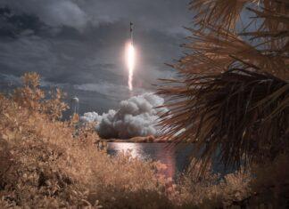 Crew Dragon, Space X, космически кораб