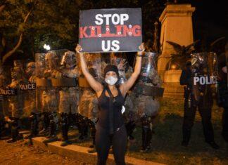 Джордж Флойд, протести, САЩ