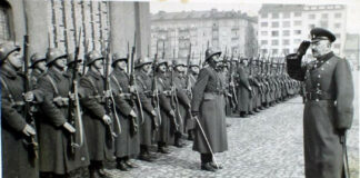 българската армия, Втората световна война