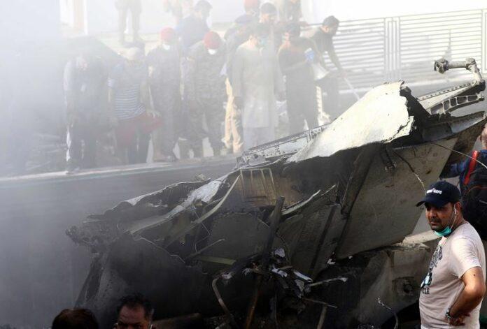 Пакистан, самолет