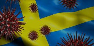 Швеция, коронавирус