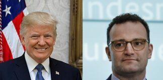 Йенс Шпан, Доналд Тръмп
