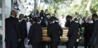 Погребението на Джордж Флойд