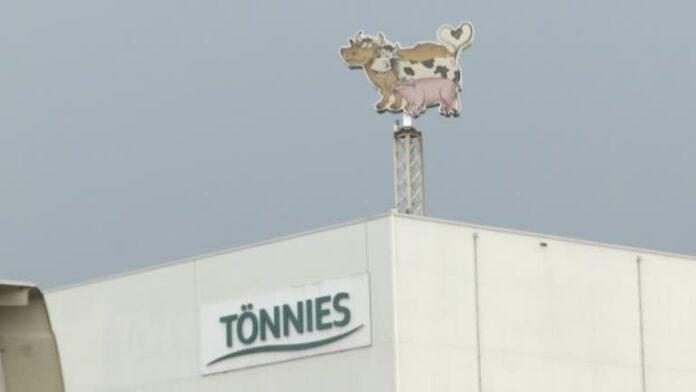 Сградата на Тьонис, Германия